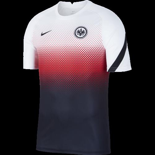 Eintracht Frankfurt Men's Pre-Match Short-Sleeve Soccer Top 2020/2021