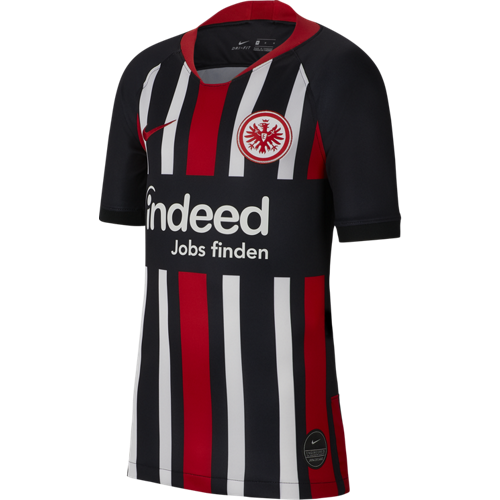 Eintracht Frankfurt Youth Home Jersey 2019/2020 SGE Kinder Heimtrikot
