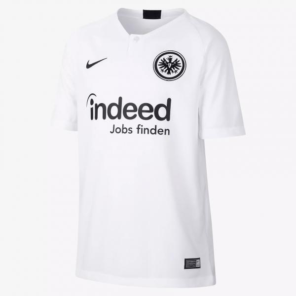Eintracht Frankfurt Away Jersey Youth 2018/2019 Kinder Auswärts Trikot